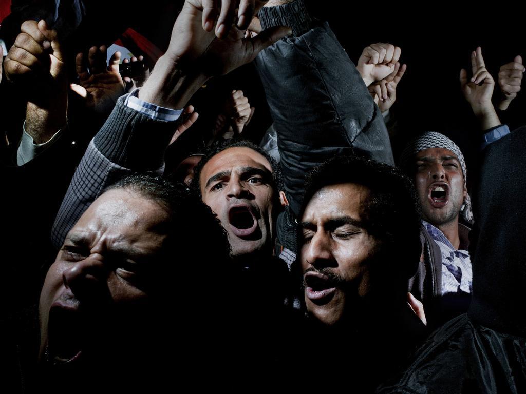 World Press Photo 2012: 1. cena v kategorii Zprávy