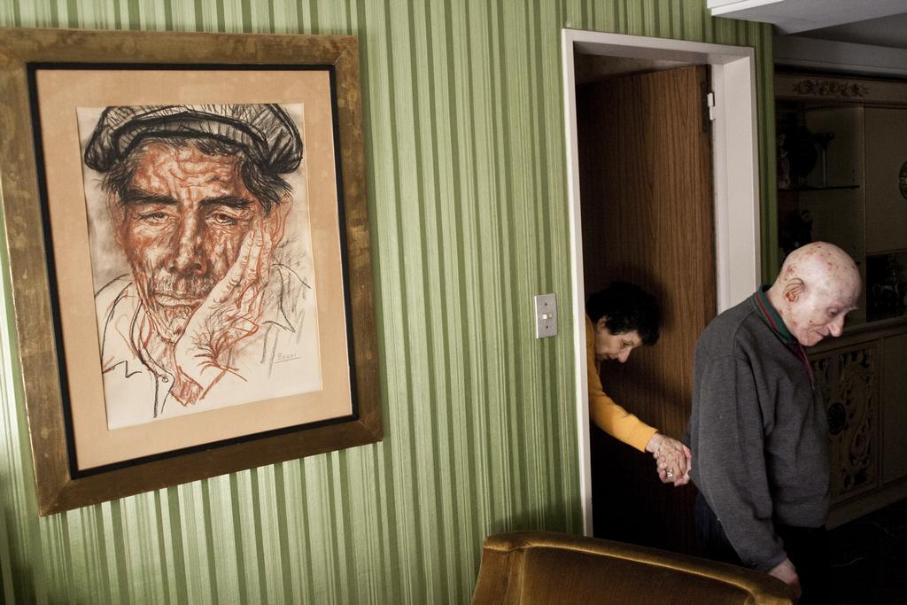 World Press Photo 2012: 1. cena v kategorii Každodenní život - příběhy