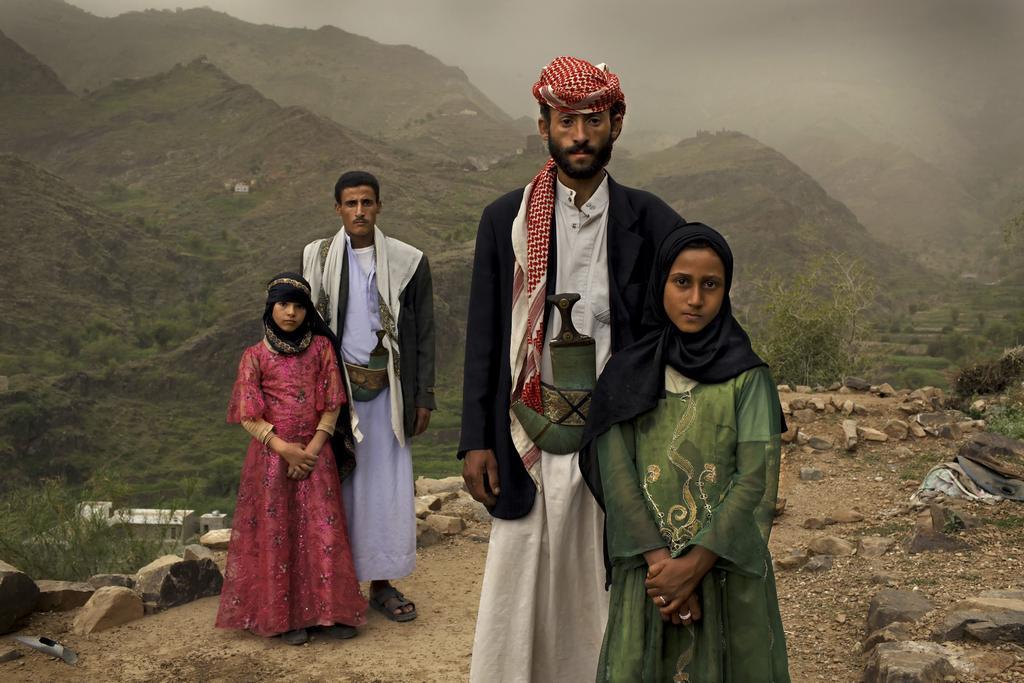 World Press Photo 2012: 1. cena v kategorii Současné otázky - příběhy
