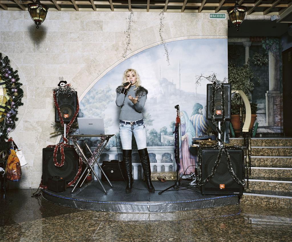 World Press Photo 2012: 1. cena v kategorii Umění a zábava - příběhy