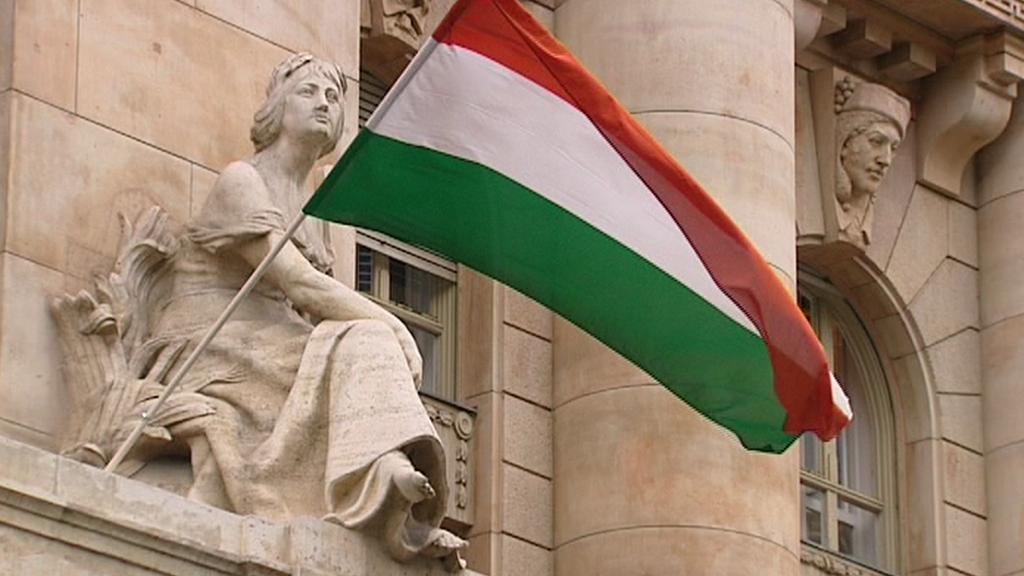 Maďarská vlajka