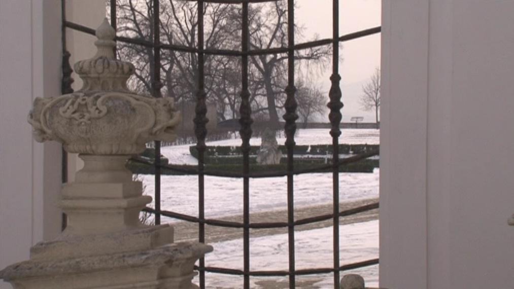 Zahrady mikulovského zámku získají původní barokní podobu