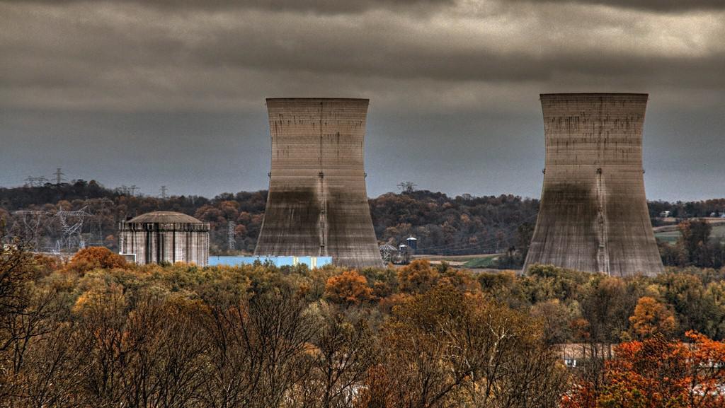 Jaderná elektrárna Three Mile Island