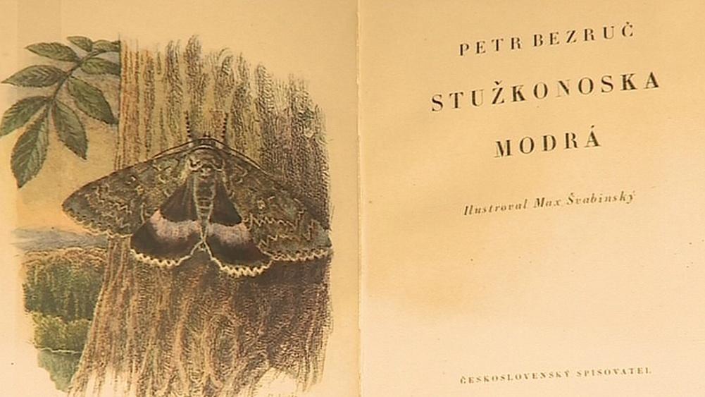 Ilustrace Maxe Švabinského