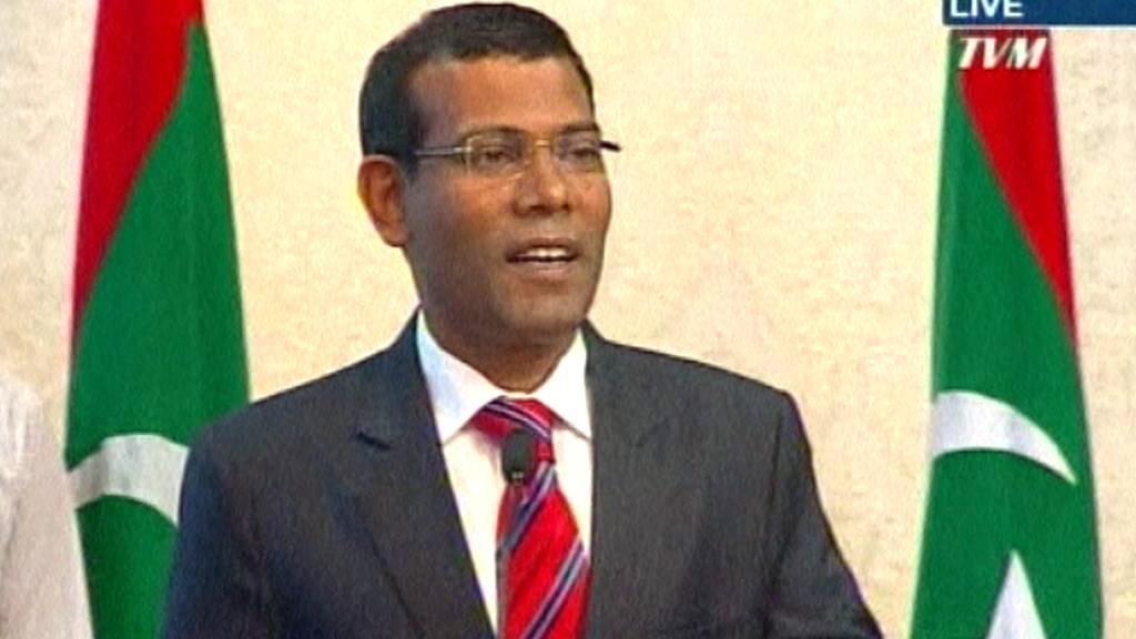 Muhammad Našíd