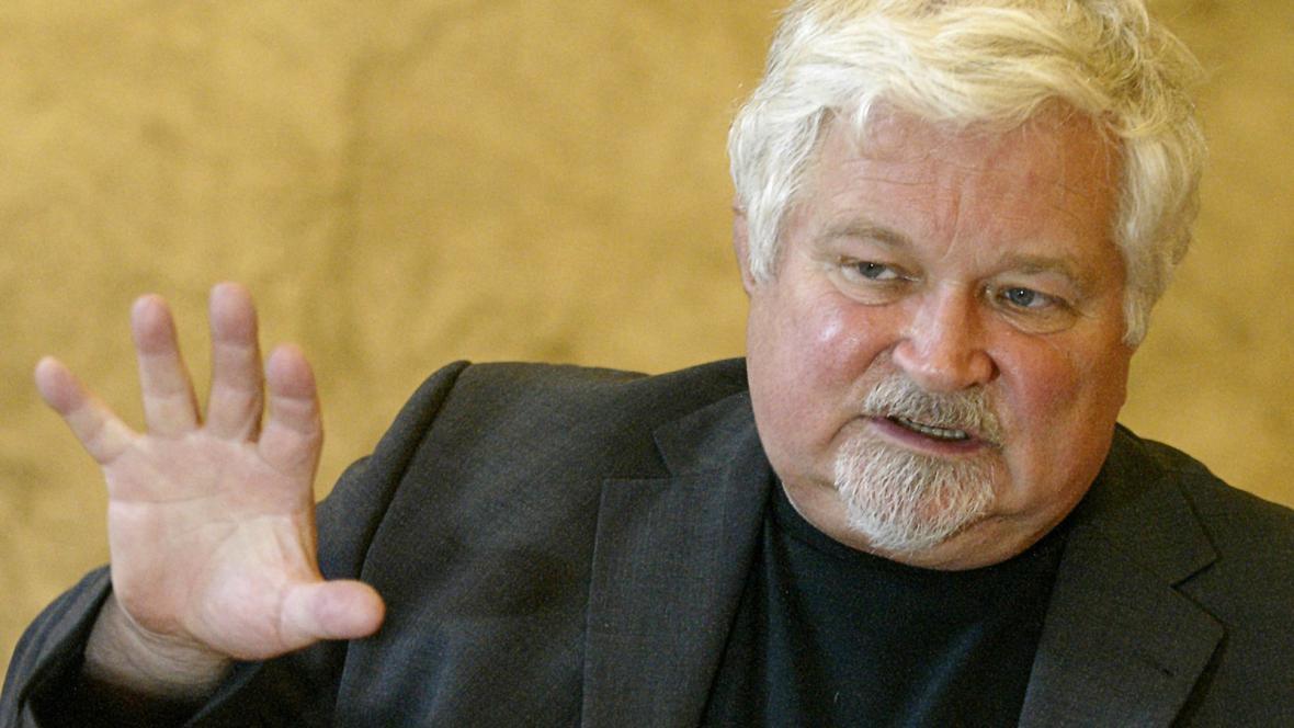 Senátor Petr Pithart