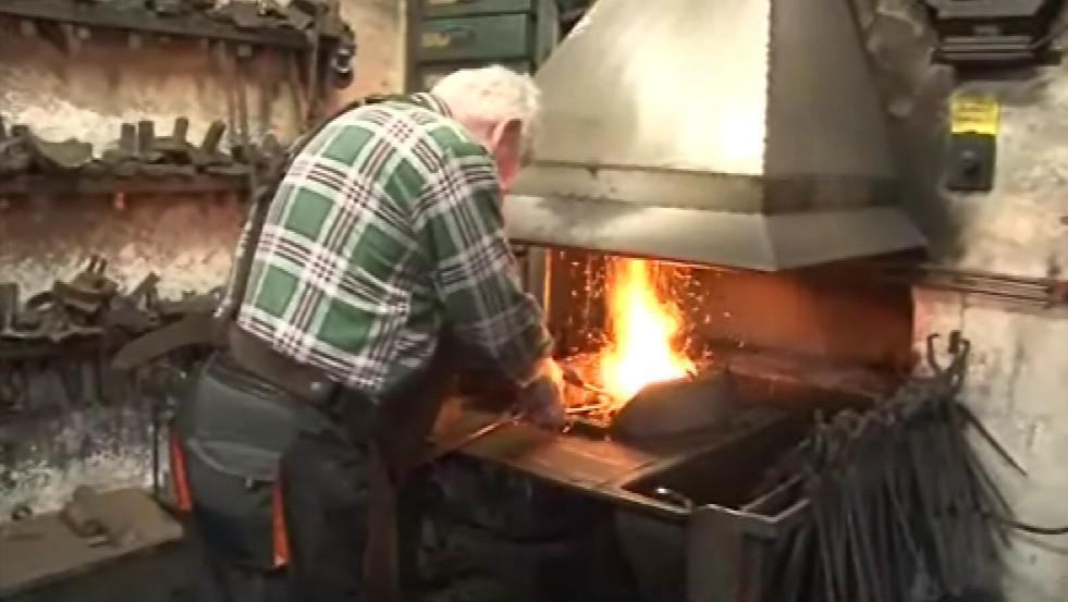 Kovářská výheň