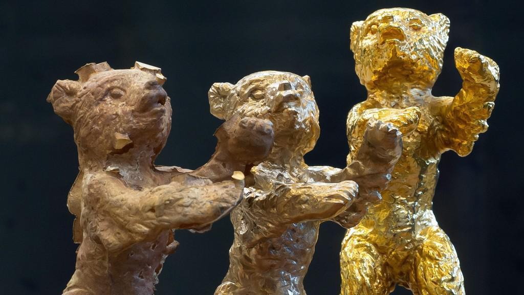 Odlévání medvědů - cen festivalu Berlinale