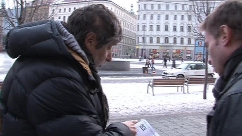Břetislav Rychlík se stal obětí podvodníka
