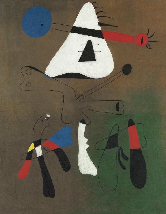 Joan Miró / Peinture