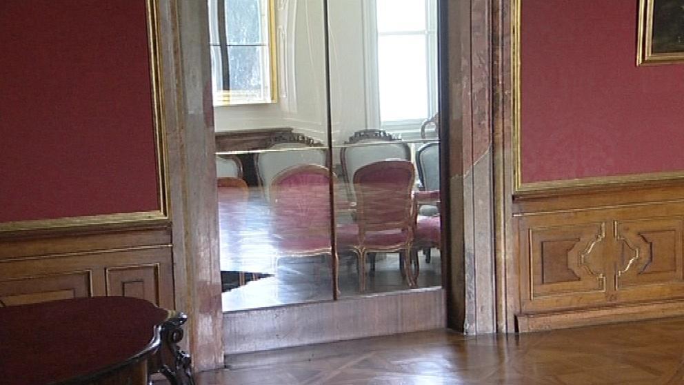 Interiéry valtického zámku se po 50 letech mění