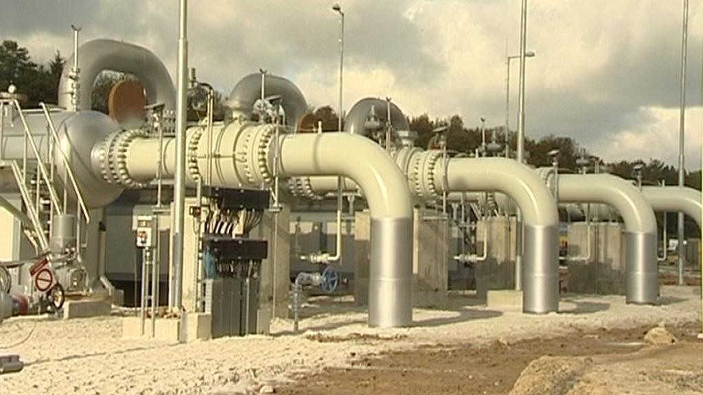Plynová předávací stanice