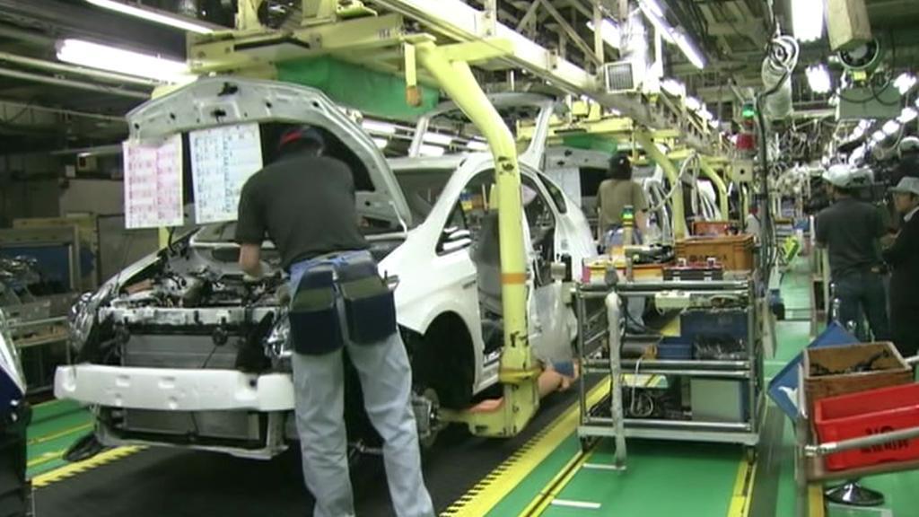 Výroba v Toyotě