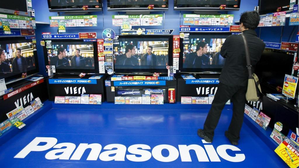 Panasonic a LCD televizory