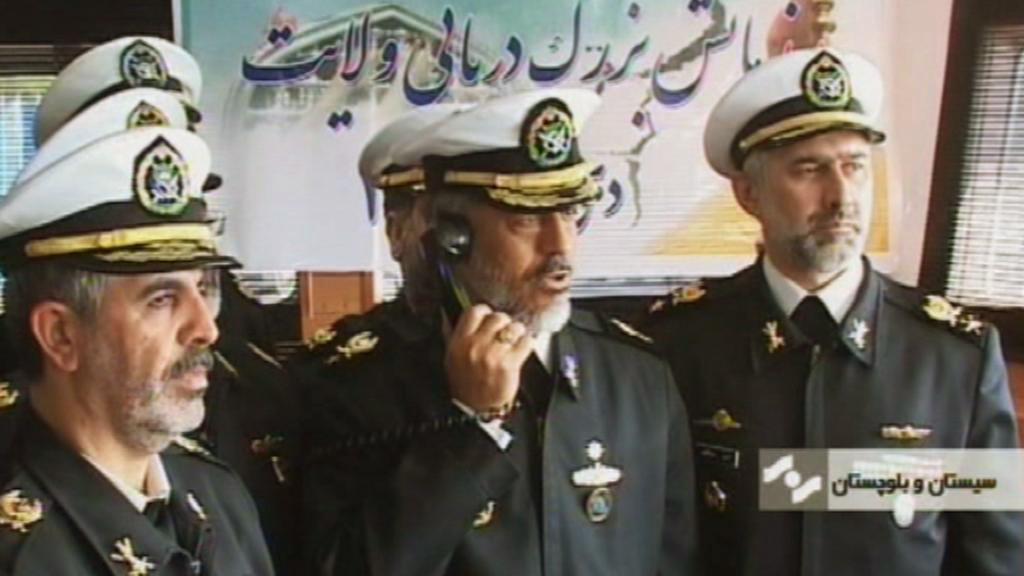 Íránská admiralita