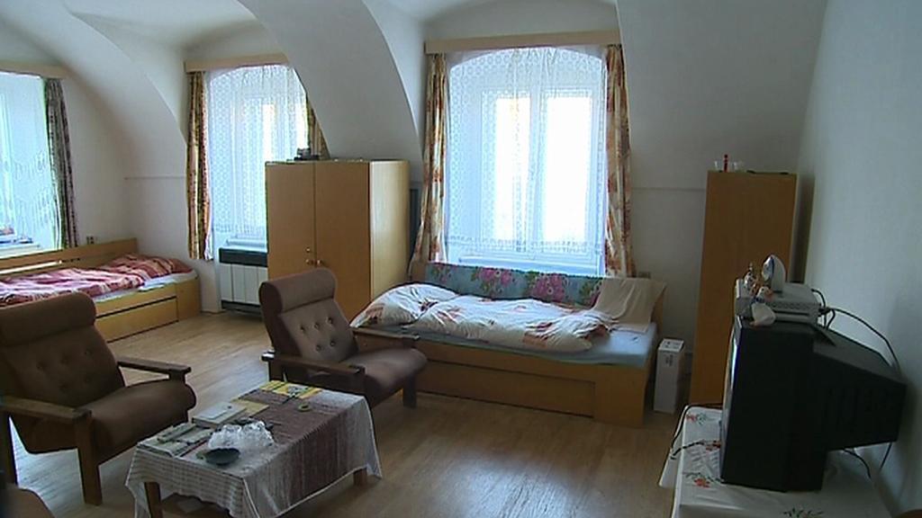 Zrekonstruovaný byt pro bezdomovce