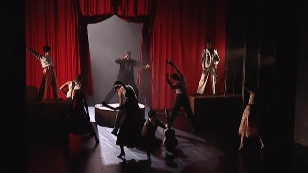 Netradiční balet Příběhy s démony a čerty