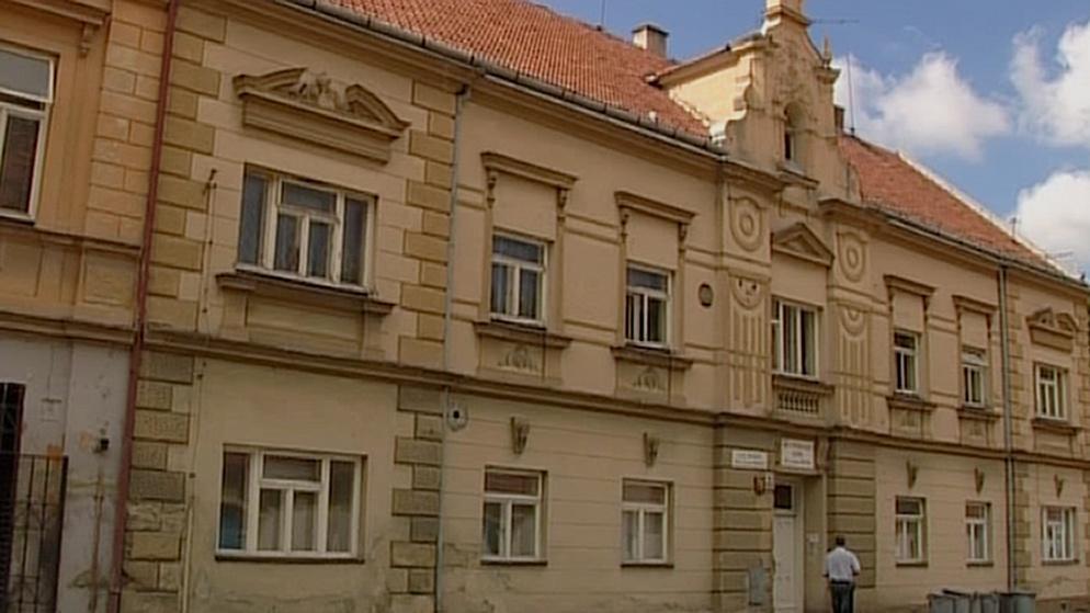 Památkově chráněný dům v Bučovicích
