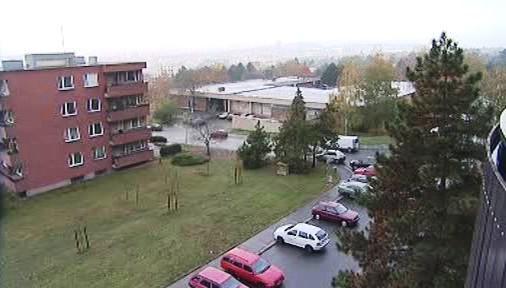 Sídliště Lesná v Brně