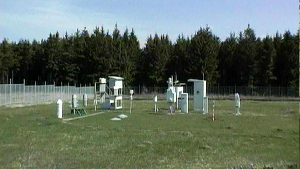 Meteorologická stanice Červená