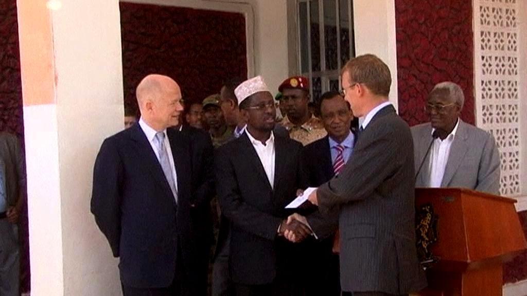 Britové mají v Somálsku velvyslance