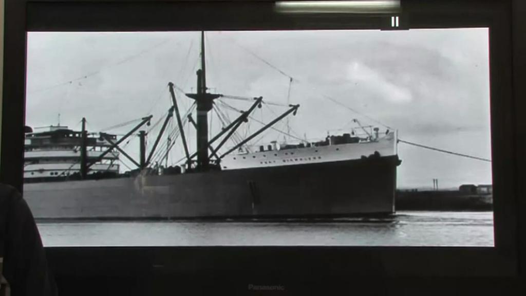 Loď Port Nicholson
