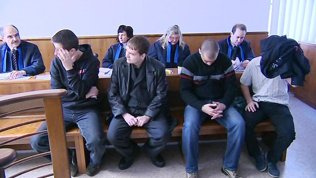 Mladíci z Kroměřížska před soudem