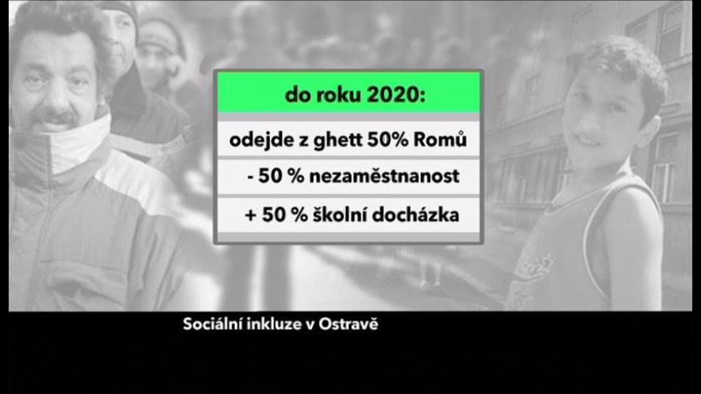 projekt sociální inkluze v Ostravě