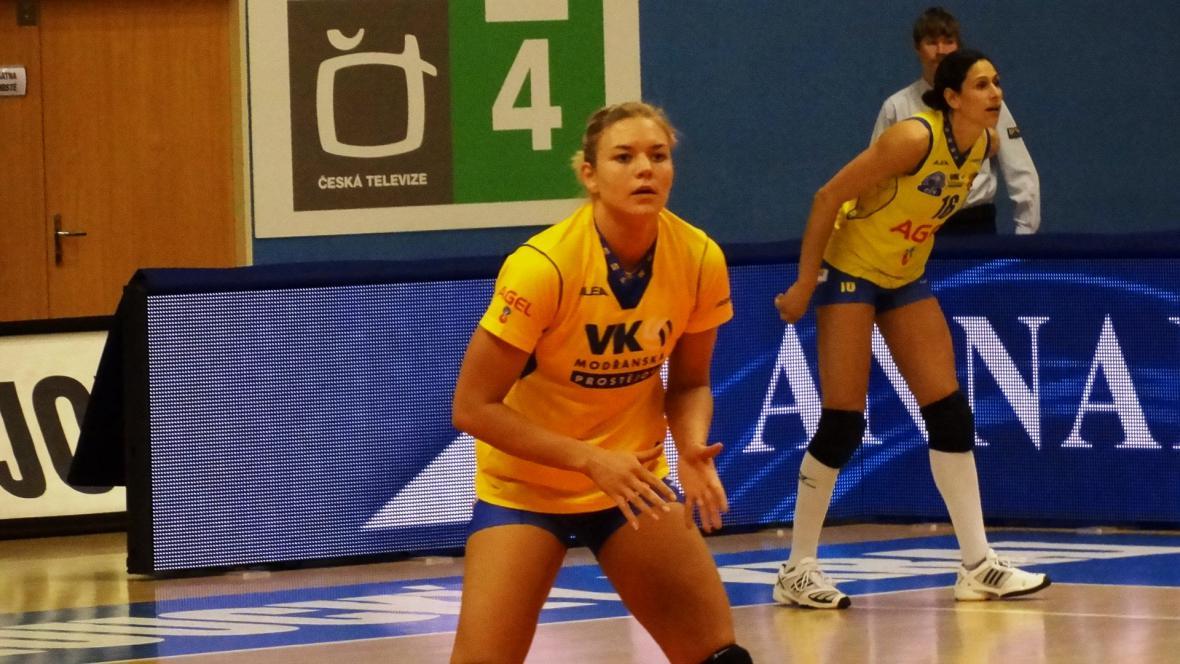 Anna Velikiy si drží stabilní výkonnost