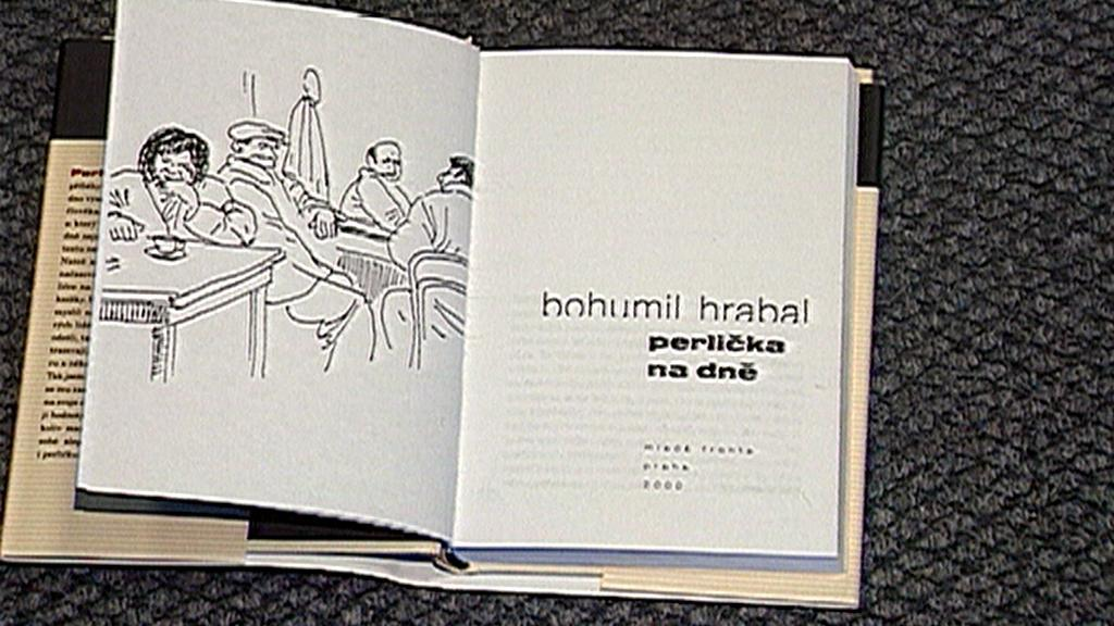 Bohumil Hrabal / Perlička na dně