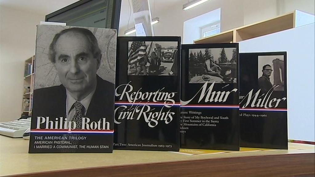 Nové knihy amerických autorů