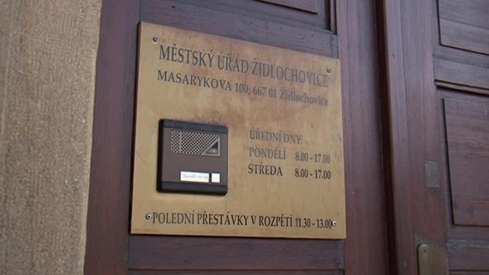 Městský úřad Židlochovice