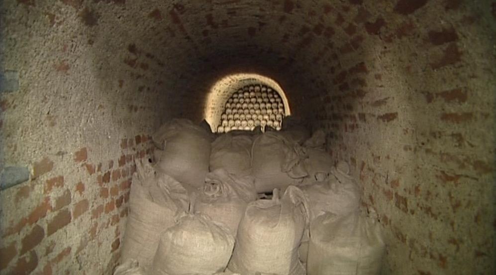 Chodby v kostnici pod svatým Jakubem
