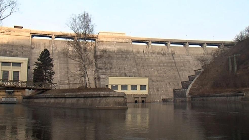 Hráz přehrady projde rekonstrukcí