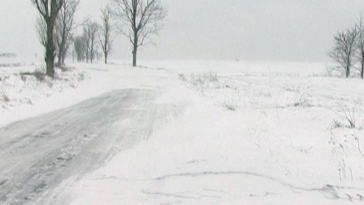 Evropu zasáhly mrazy a sněžení