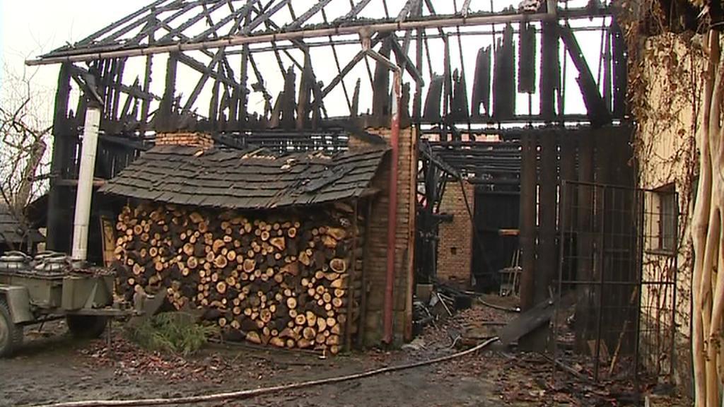 Požár Kosenky