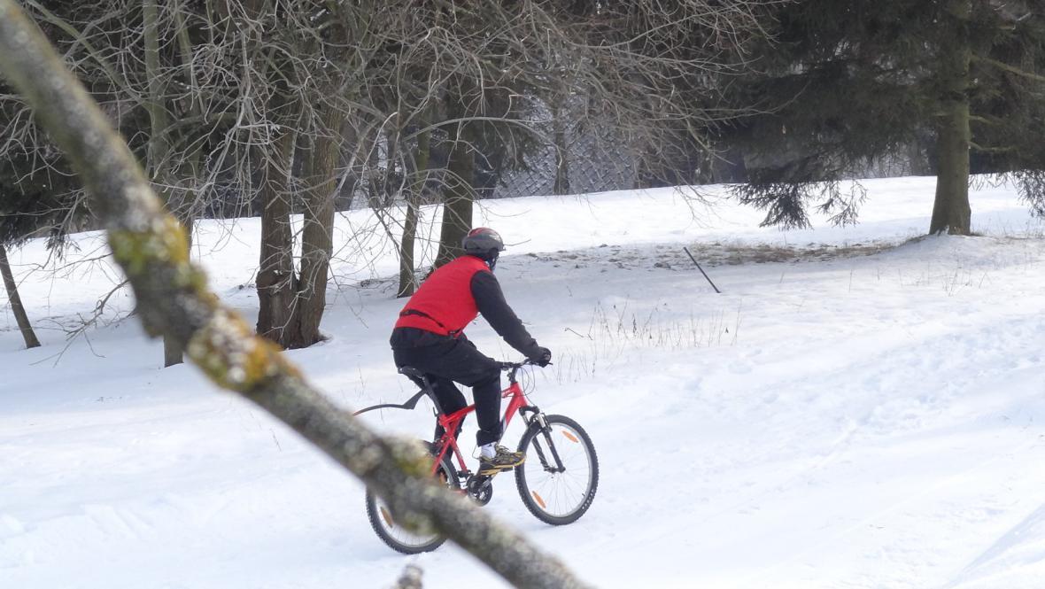 Po kole vedl Ivor Vrba