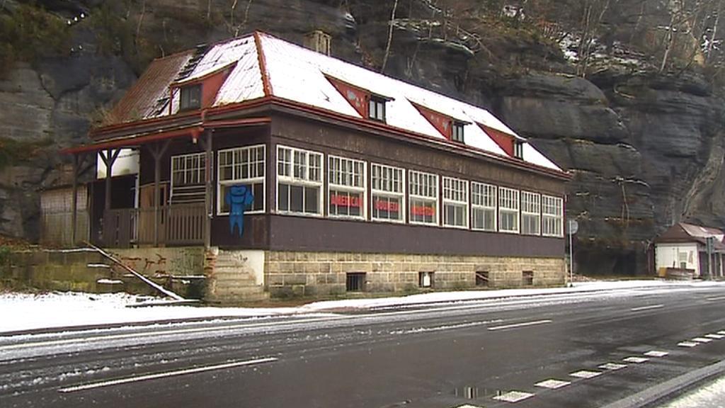 Lidé se v Hřensku často přihlašovali na neobydlené adresy
