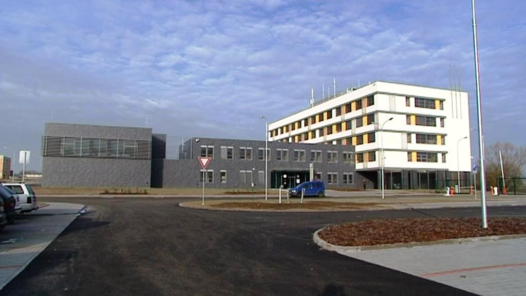 Nová budova policejního ředitelství Karlovarského kraje