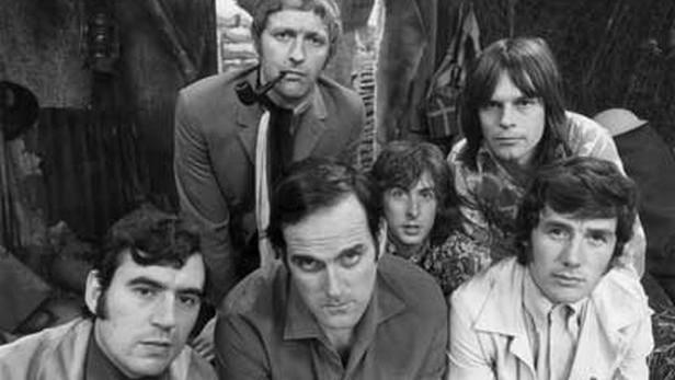 Monty Python v roce 1969