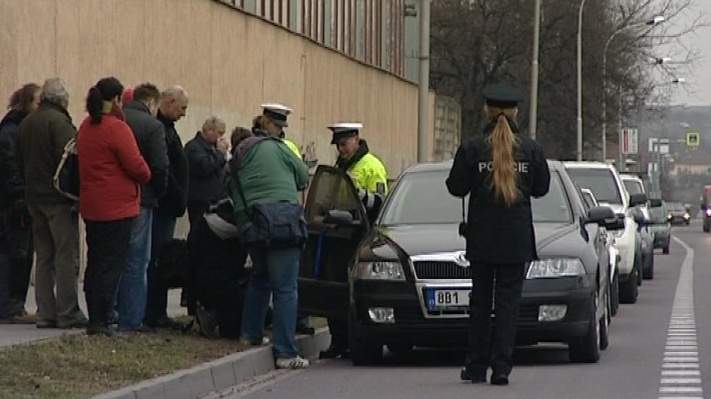 Preventivní akce využilo sedm desítek řidičů