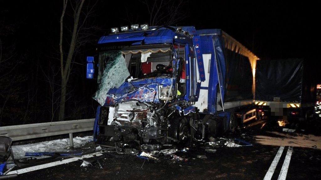 Dopravní nehoda u Mohelnice