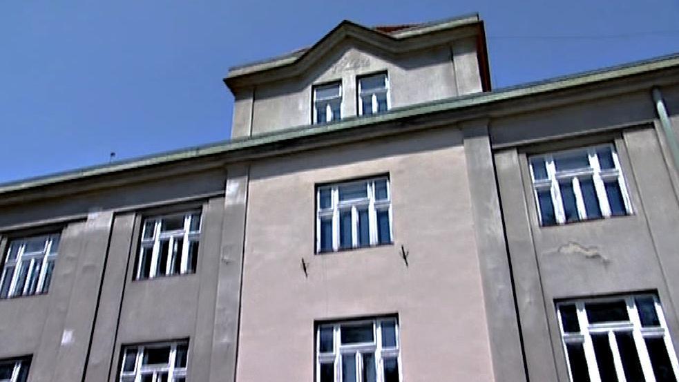 Bývalý soud ve Zlíně