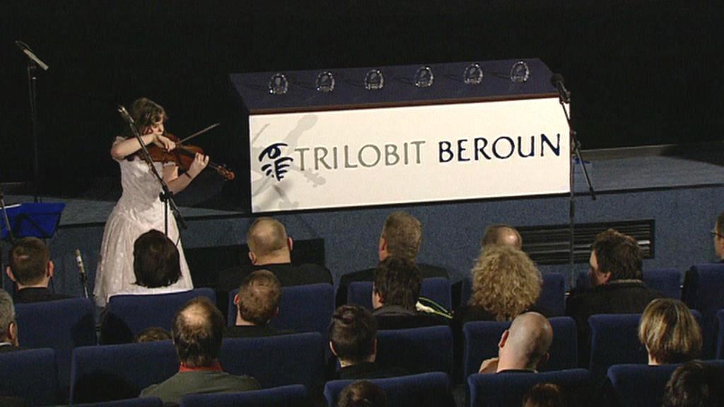 Trilobit / ceremoniál