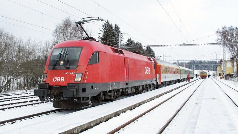 Dálkový vlak