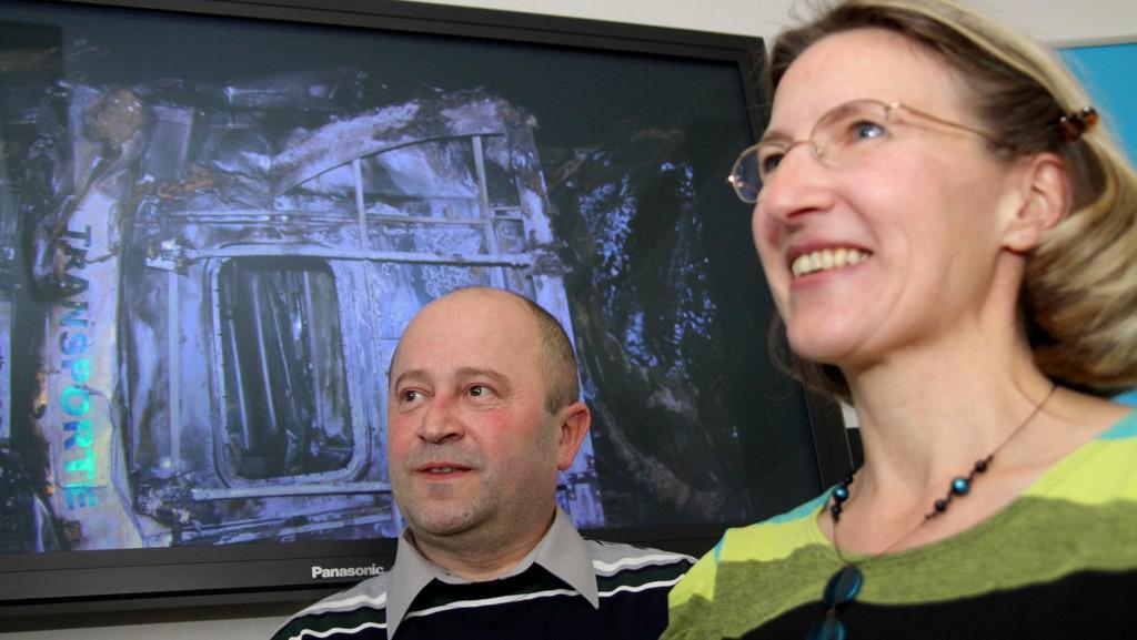 Hana a Miroslav Hrbáčkovi