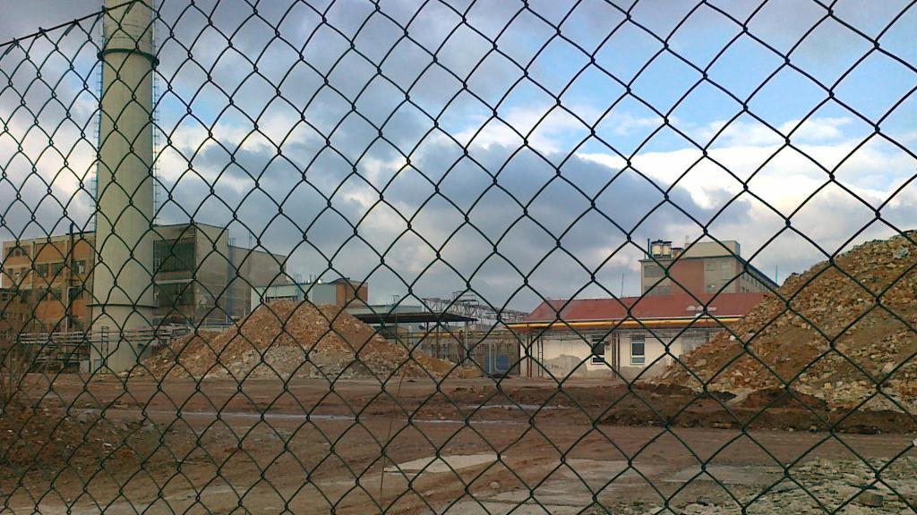 Areál Chropyně se po požáru vzpamatovává
