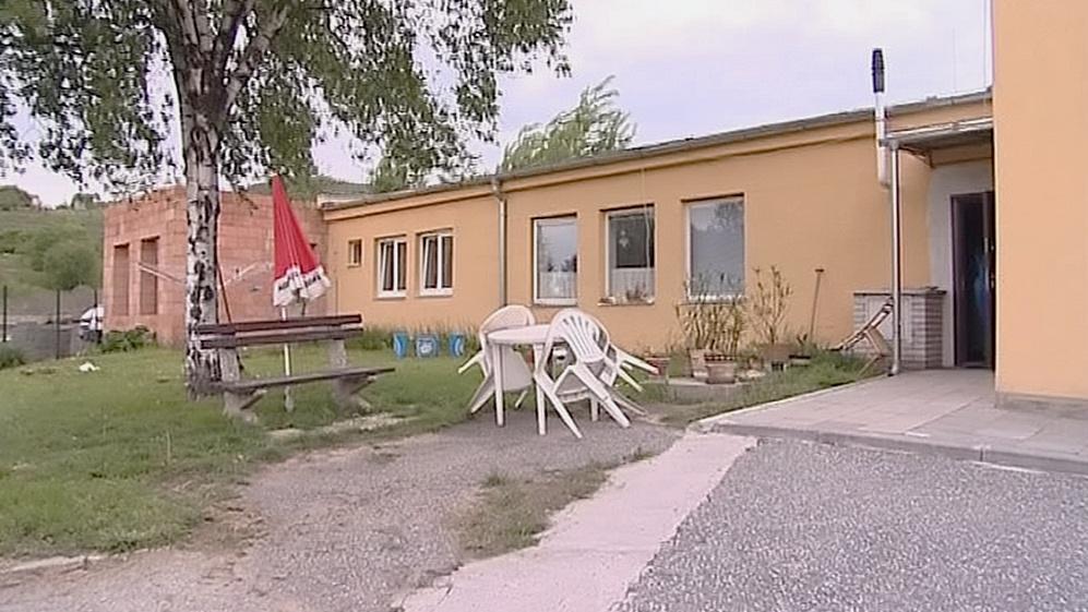 Ubytovna pro lidi bez domova v Újezdu u Brna