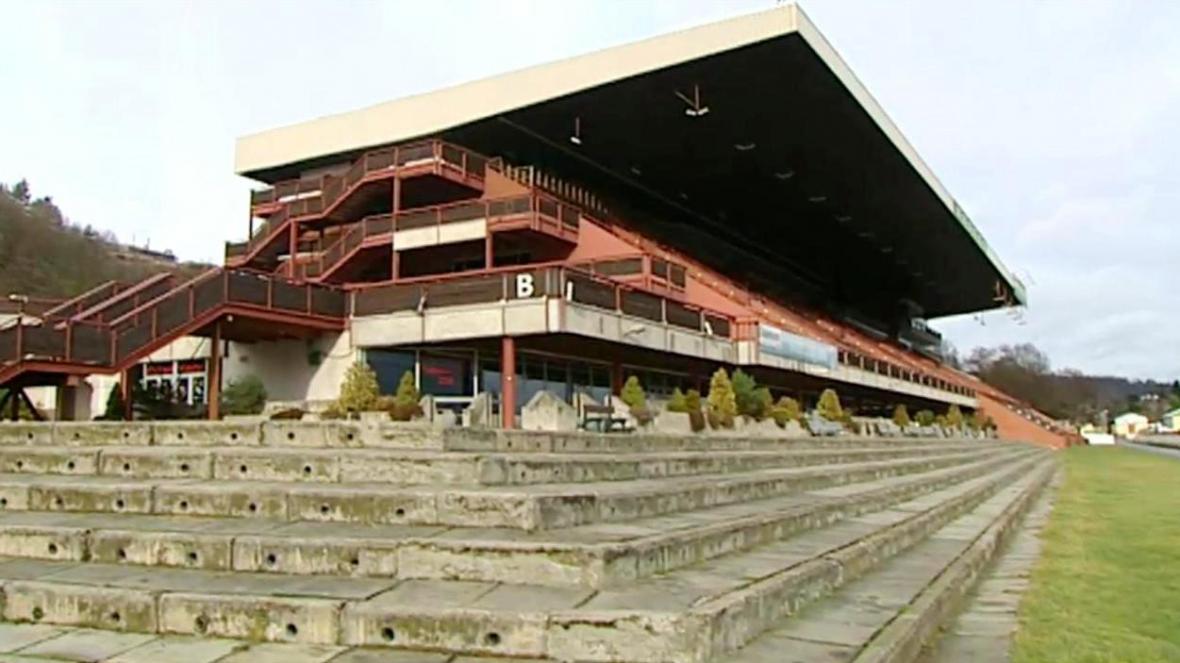 Dostihové závodiště v Chuchli
