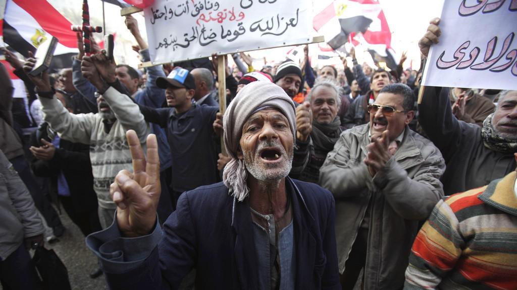 Egypt slaví rok od zahájení revoluce